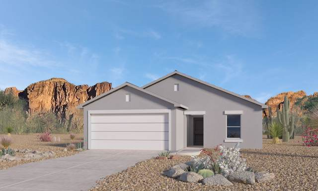 5845 Union Drive NE, Rio Rancho, NM 87144 (MLS #958253) :: Campbell & Campbell Real Estate Services