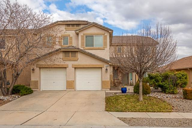 10408 Box Canyon Place NW, Albuquerque, NM 87114 (MLS #958255) :: The Bigelow Team / Red Fox Realty