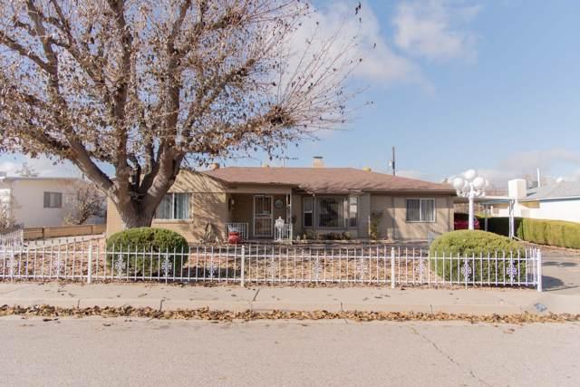 3419 California Street NE, Albuquerque, NM 87110 (MLS #958262) :: Campbell & Campbell Real Estate Services