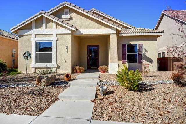 841 Vista Patron, Bernalillo, NM 87004 (MLS #958268) :: Campbell & Campbell Real Estate Services