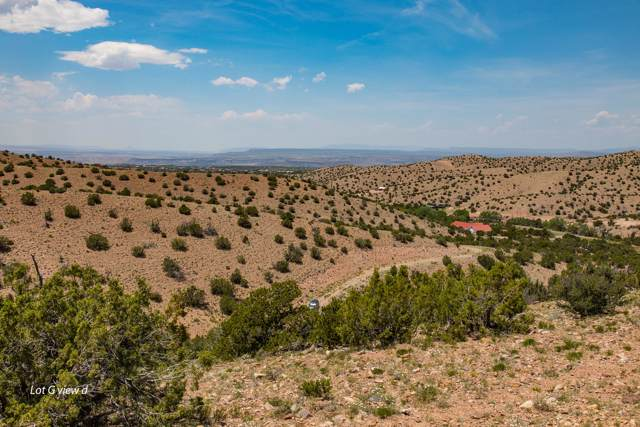 Vista Del Mundo Place, Placitas, NM 87043 (MLS #958269) :: Campbell & Campbell Real Estate Services