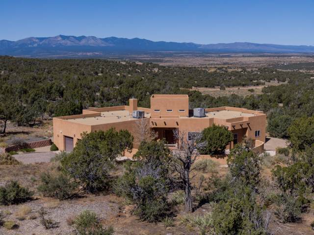 3168 Jumano Trail, Mountainair, NM 87036 (MLS #958285) :: The Buchman Group