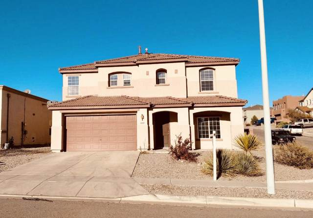 6025 Crownpoint Drive NE, Rio Rancho, NM 87144 (MLS #958286) :: Campbell & Campbell Real Estate Services