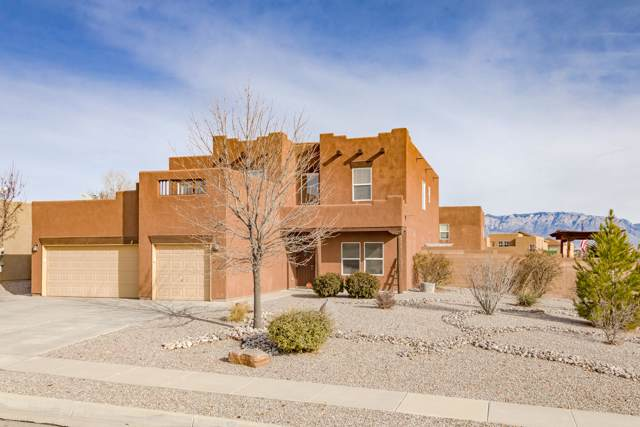 1516 Luz De Sol Drive SE, Rio Rancho, NM 87124 (MLS #958287) :: The Bigelow Team / Red Fox Realty