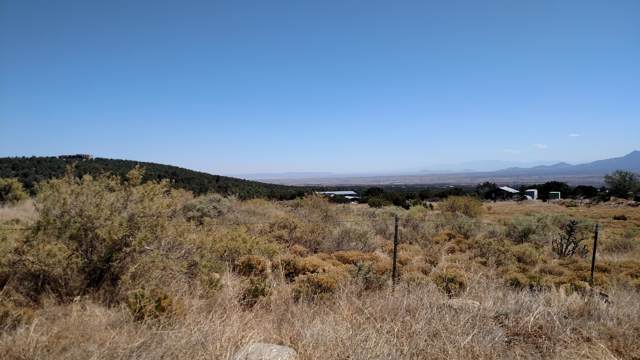 A-2 La Madera, Sandia Park, NM 87047 (MLS #958308) :: Campbell & Campbell Real Estate Services