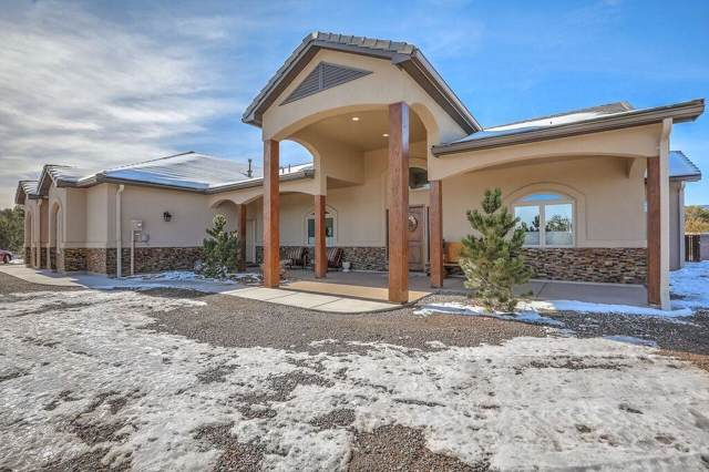 Address Not Published, Tijeras, NM 87059 (MLS #958314) :: Campbell & Campbell Real Estate Services