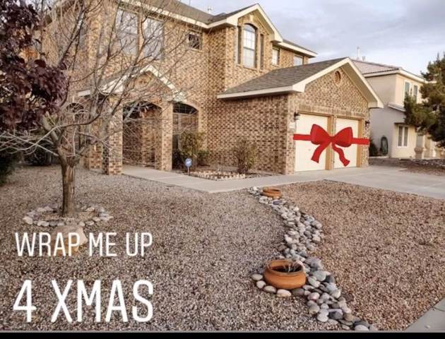 9412 Calico Place NW, Albuquerque, NM 87114 (MLS #958322) :: The Bigelow Team / Red Fox Realty