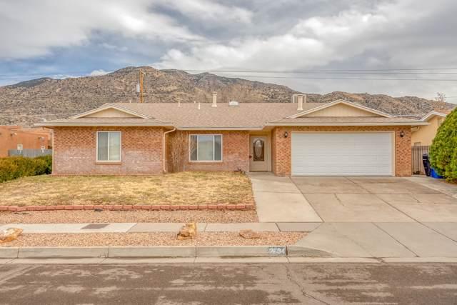 2604 Eastridge Drive NE, Albuquerque, NM 87112 (MLS #958344) :: Campbell & Campbell Real Estate Services