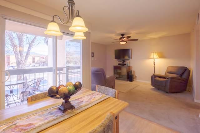 4601 Carlisle Boulevard NE D4, Albuquerque, NM 87109 (MLS #958371) :: Campbell & Campbell Real Estate Services