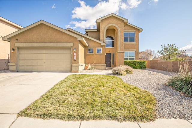 10400 Vallecito Drive NW, Albuquerque, NM 87114 (MLS #958378) :: Campbell & Campbell Real Estate Services