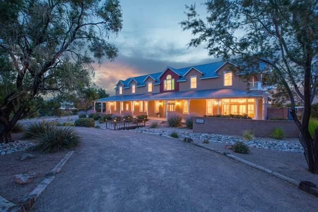 11011 Anaheim Avenue NE, Albuquerque, NM 87122 (MLS #958385) :: The Buchman Group