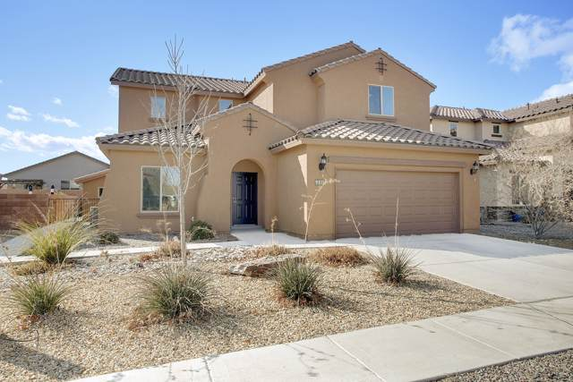 9511 Andesite Drive NW, Albuquerque, NM 87114 (MLS #958425) :: Campbell & Campbell Real Estate Services