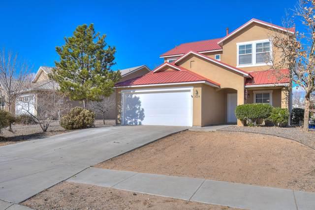 2024 Alama Drive NE, Rio Rancho, NM 87124 (MLS #958457) :: Campbell & Campbell Real Estate Services