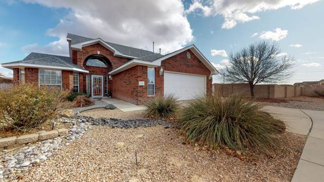 9400 Talara Place NW, Albuquerque, NM 87114 (MLS #958487) :: The Bigelow Team / Red Fox Realty