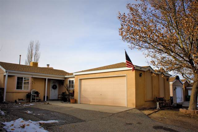 1016 Harrison Drive NE, Rio Rancho, NM 87144 (MLS #958496) :: Campbell & Campbell Real Estate Services