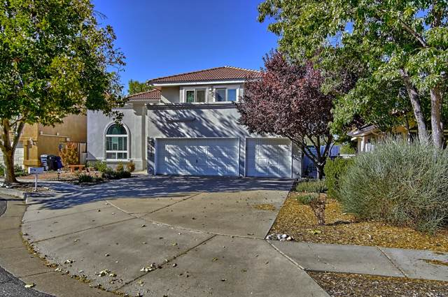 5909 Canyon Ridge Place NE, Albuquerque, NM 87111 (MLS #958498) :: Campbell & Campbell Real Estate Services