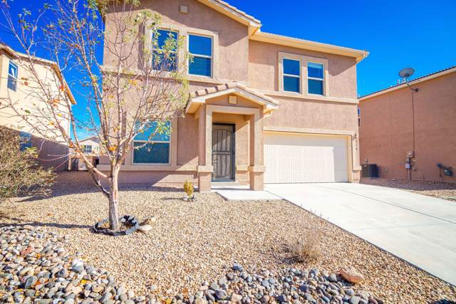 710 Creekside Avenue SW, Los Lunas, NM 87031 (MLS #958540) :: Campbell & Campbell Real Estate Services