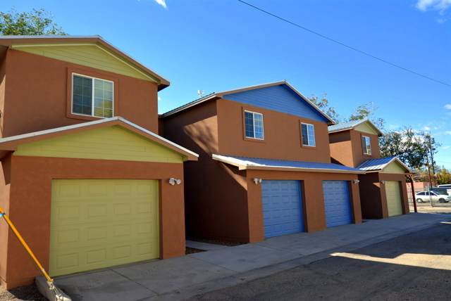 600 8TH Street NW B, Albuquerque, NM 87102 (MLS #958547) :: Campbell & Campbell Real Estate Services