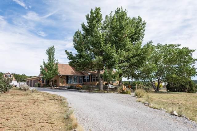 5 Berta Drive, Edgewood, NM 87015 (MLS #958549) :: Silesha & Company