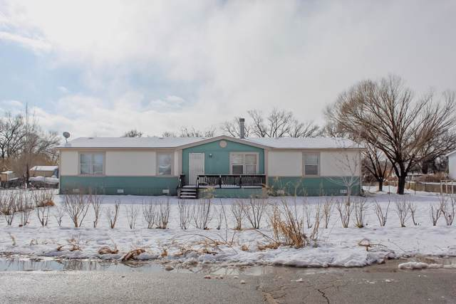 26 Wood Drive, Belen, NM 87002 (MLS #958569) :: Campbell & Campbell Real Estate Services