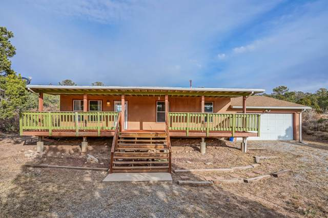 8 Palomino Court, Edgewood, NM 87015 (MLS #958587) :: Campbell & Campbell Real Estate Services