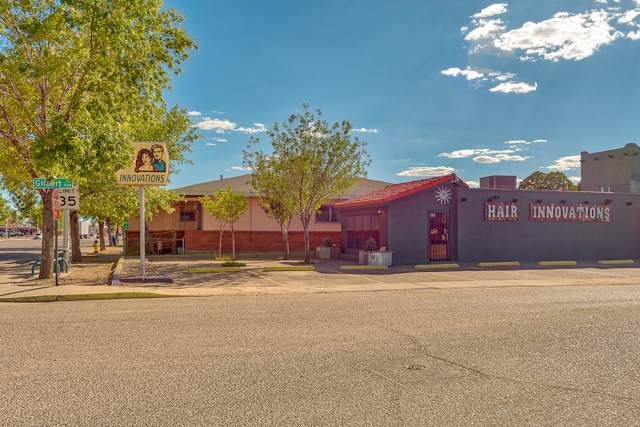 403 Main Street, Belen, NM 87002 (MLS #958590) :: Campbell & Campbell Real Estate Services