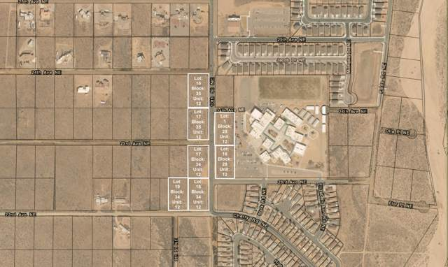 940 Marble Sky Avenue NE, Rio Rancho, NM 87144 (MLS #958602) :: Campbell & Campbell Real Estate Services
