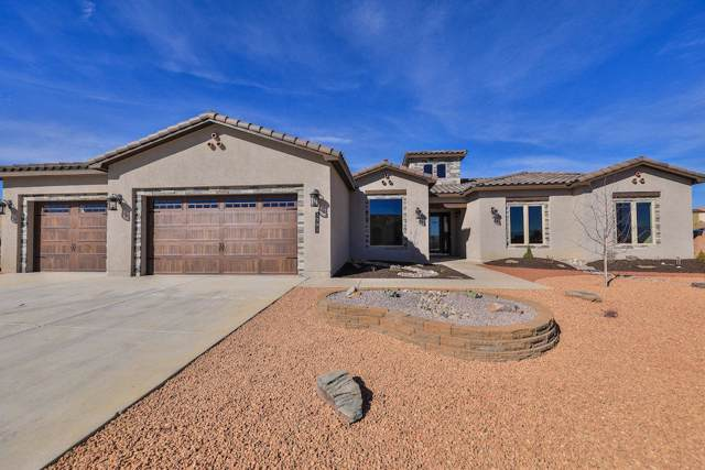 1591 Camino Canyon SW, Los Lunas, NM 87031 (MLS #958610) :: Campbell & Campbell Real Estate Services