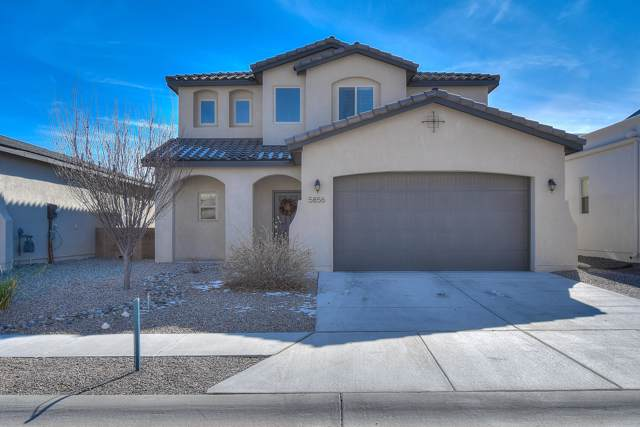 5856 Mafraq Avenue NW, Albuquerque, NM 87114 (MLS #958652) :: Campbell & Campbell Real Estate Services