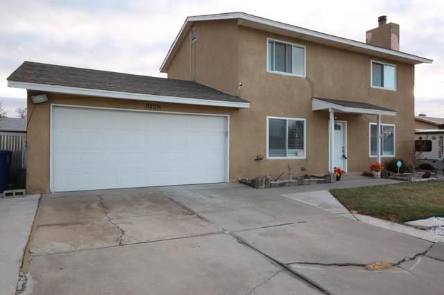 8128 Otero Avenue NE, Albuquerque, NM 87109 (MLS #958653) :: Campbell & Campbell Real Estate Services