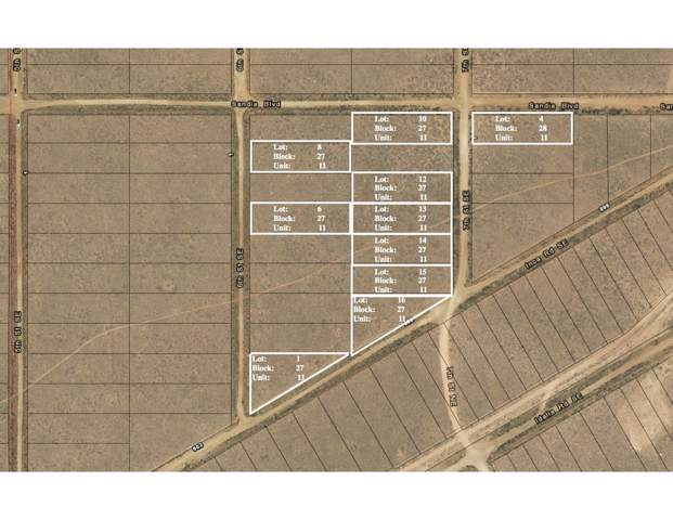 605 Inca Road SE, Rio Rancho, NM 87124 (MLS #958678) :: Campbell & Campbell Real Estate Services