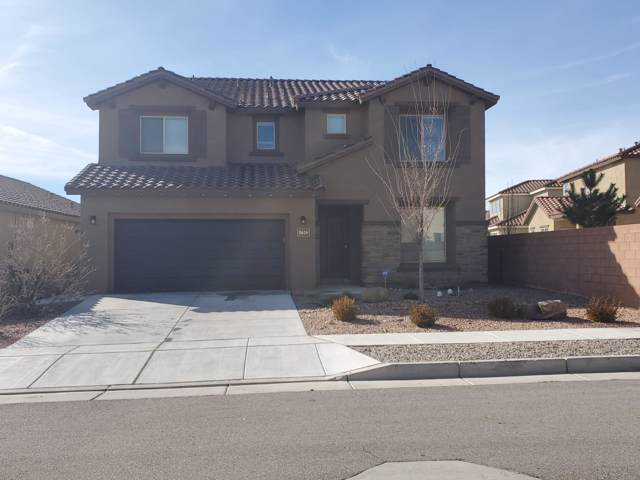 9609 Flint Rock Drive NW, Albuquerque, NM 87114 (MLS #958706) :: Campbell & Campbell Real Estate Services