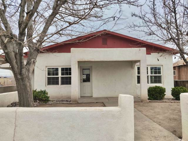 114 West Place, Socorro, NM 87801 (MLS #958732) :: Campbell & Campbell Real Estate Services
