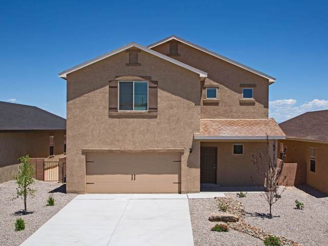3613 Rancher Loop NE, Rio Rancho, NM 87124 (MLS #958762) :: Campbell & Campbell Real Estate Services