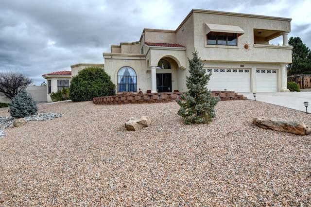 1824 Conestoga Drive SE, Albuquerque, NM 87123 (MLS #958767) :: Campbell & Campbell Real Estate Services