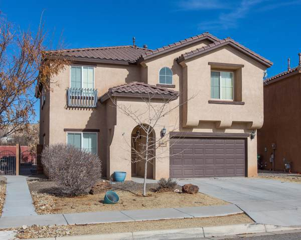 3521 Plano Vista Road NE, Rio Rancho, NM 87124 (MLS #958781) :: The Bigelow Team / Red Fox Realty