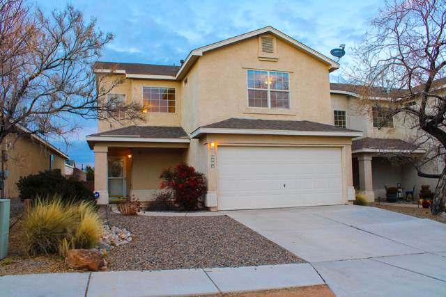 6431 Michelangelo Lane NW, Albuquerque, NM 87114 (MLS #958789) :: The Bigelow Team / Red Fox Realty