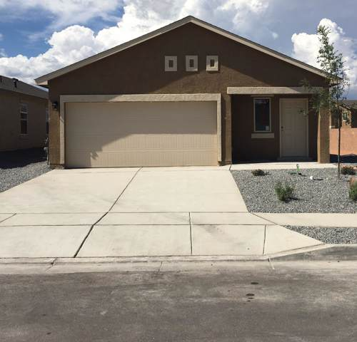 5852 Colfax Place NE, Rio Rancho, NM 87144 (MLS #958804) :: Campbell & Campbell Real Estate Services