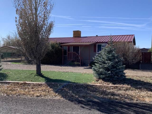 25 Tom Mix Drive, Edgewood, NM 87015 (MLS #958867) :: Silesha & Company