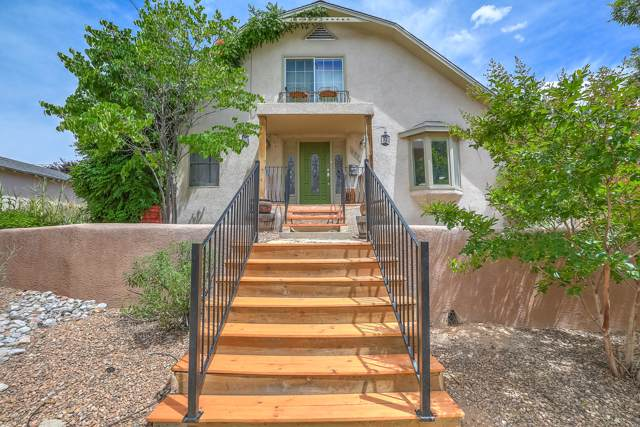 632 Cedar Street NE, Albuquerque, NM 87106 (MLS #958874) :: The Bigelow Team / Red Fox Realty
