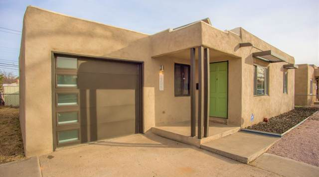 1208 Truman Street SE, Albuquerque, NM 87108 (MLS #958875) :: The Bigelow Team / Red Fox Realty