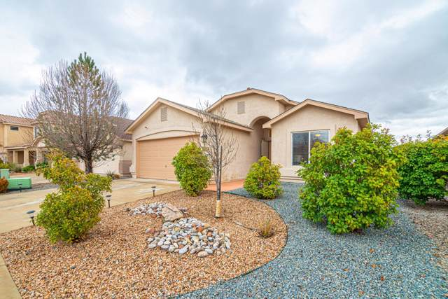10140 Calle Chulita NW, Albuquerque, NM 87114 (MLS #958876) :: The Bigelow Team / Red Fox Realty