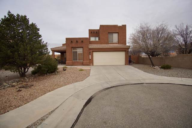 6800 Calle Elena NE, Albuquerque, NM 87113 (MLS #958878) :: The Bigelow Team / Red Fox Realty