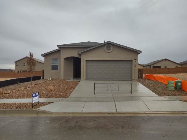 6365 Broad Wing Drive NE, Rio Rancho, NM 87144 (MLS #958888) :: Campbell & Campbell Real Estate Services