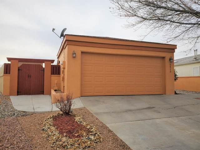 2413 High Desert Circle NE, Rio Rancho, NM 87144 (MLS #958899) :: Campbell & Campbell Real Estate Services