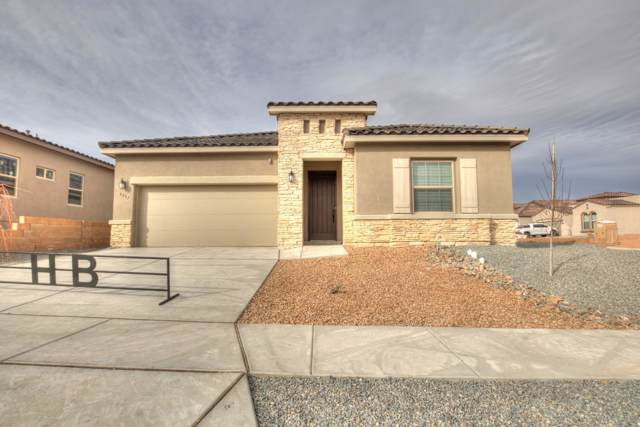 4137 Mountain Trail Loop NE, Rio Rancho, NM 87144 (MLS #958904) :: Campbell & Campbell Real Estate Services