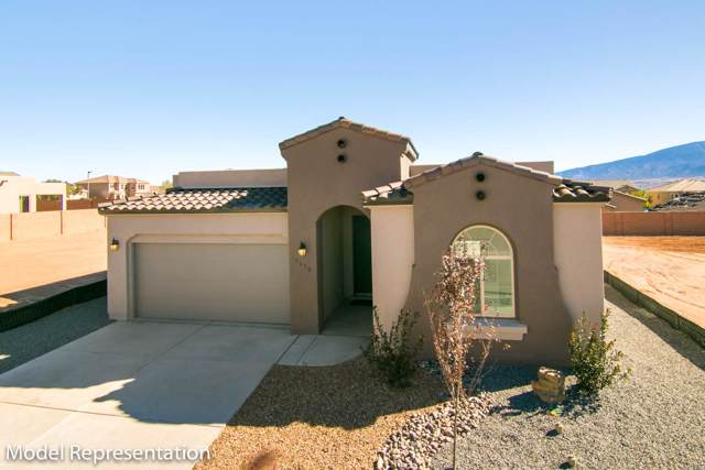 4141 Mountain Trail Loop NE, Rio Rancho, NM 87144 (MLS #958906) :: Campbell & Campbell Real Estate Services