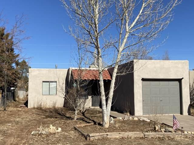 115 Link Avenue, Moriarty, NM 87035 (MLS #958913) :: Silesha & Company