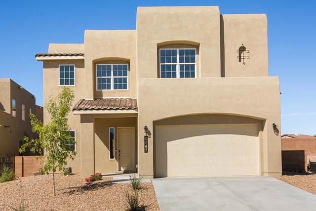 1147 Palo Alto Court, Bernalillo, NM 87004 (MLS #958964) :: Campbell & Campbell Real Estate Services