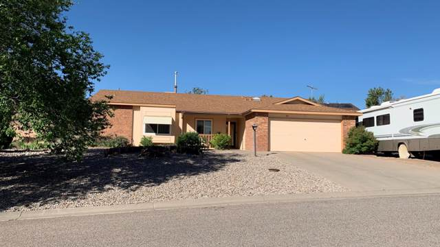 521 Longwood Loop NE, Rio Rancho, NM 87124 (MLS #958966) :: Campbell & Campbell Real Estate Services